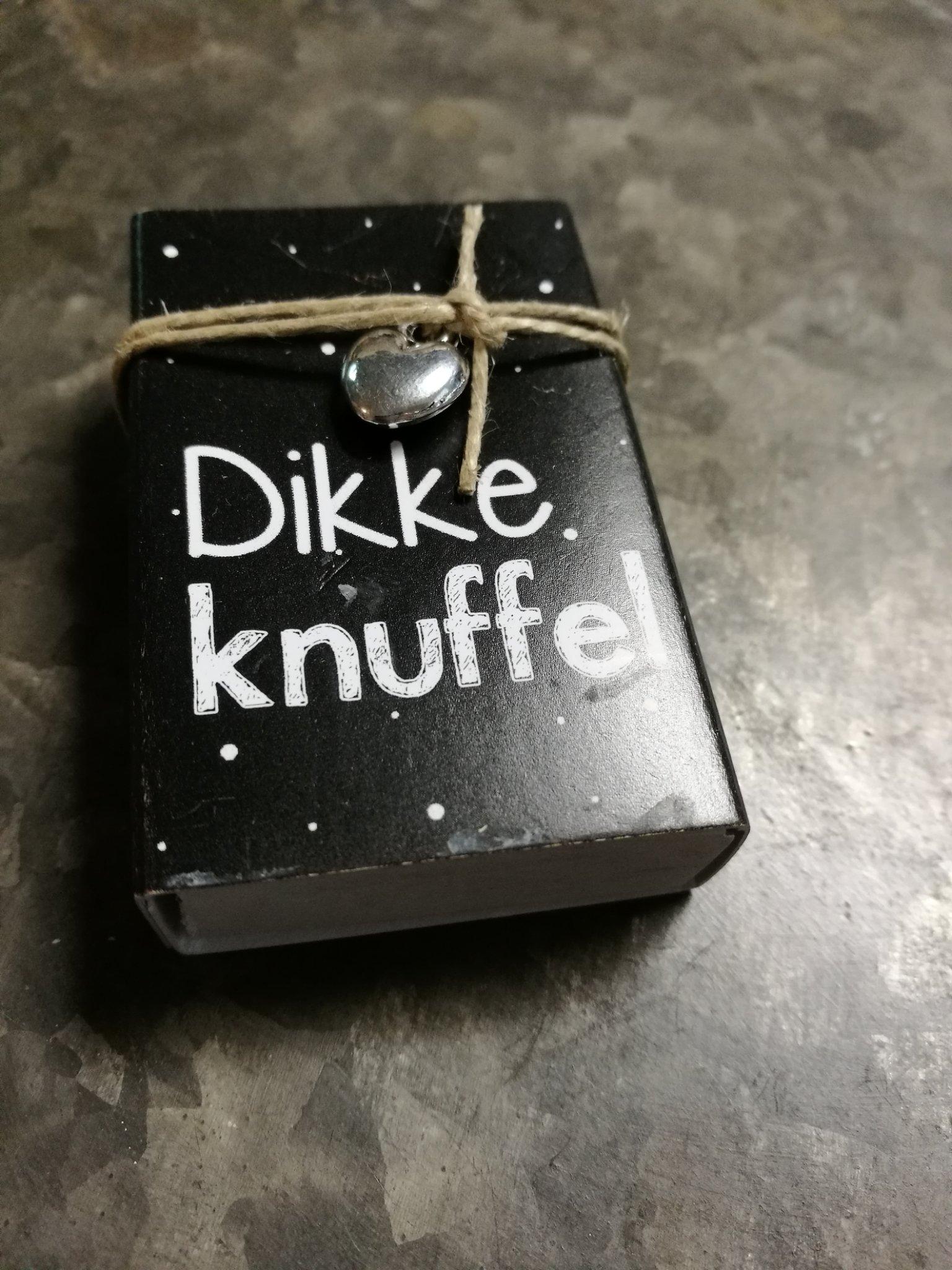 Dikke knuffel 00937