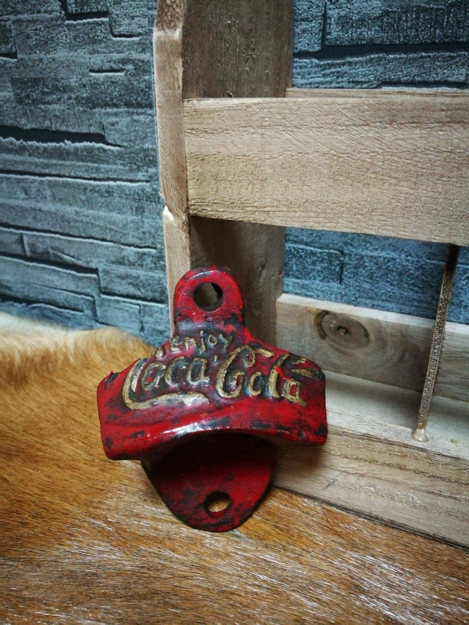 Flesopener Coca Cola 01086