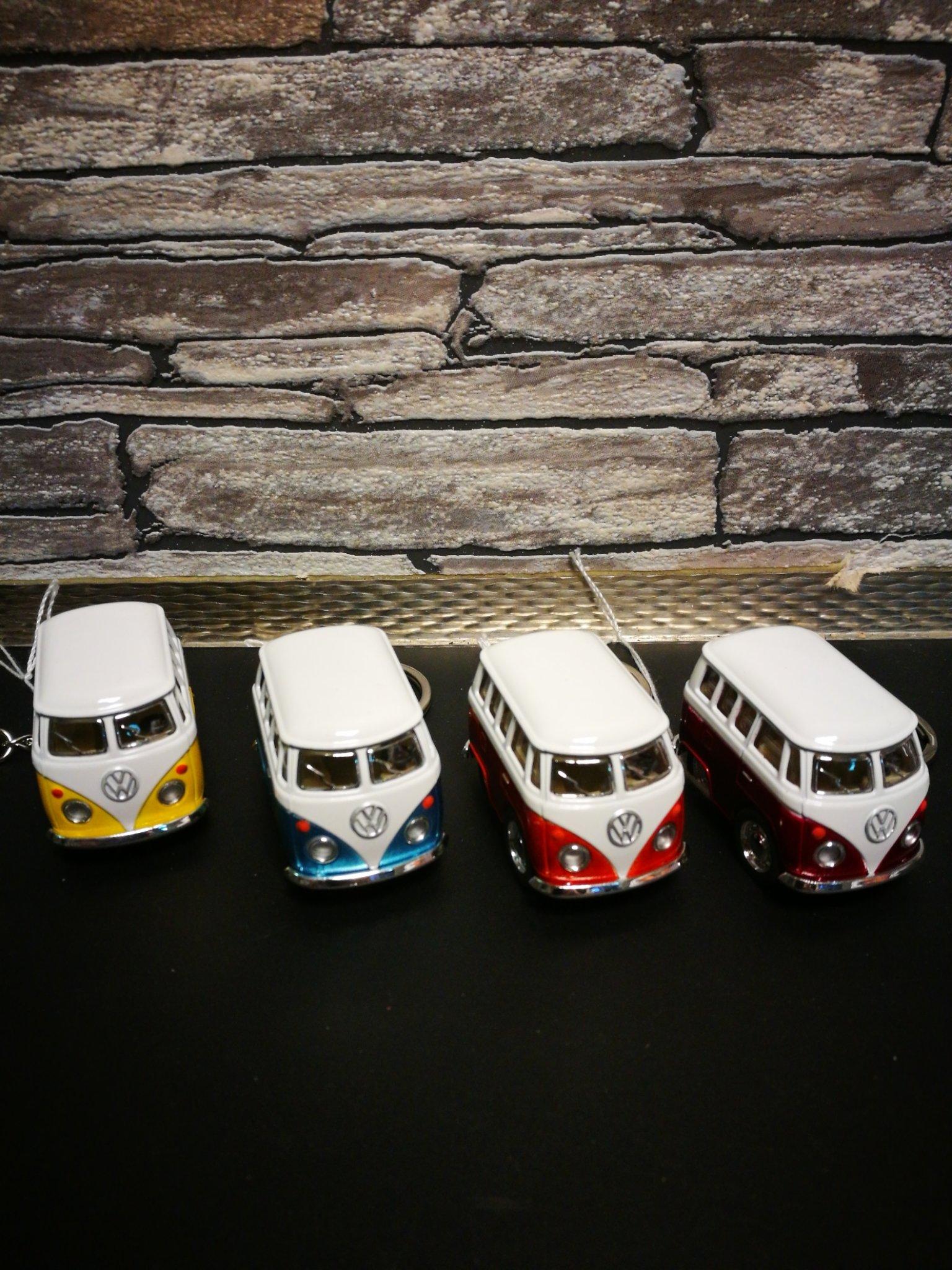 VW bus sleutelhanger 01102