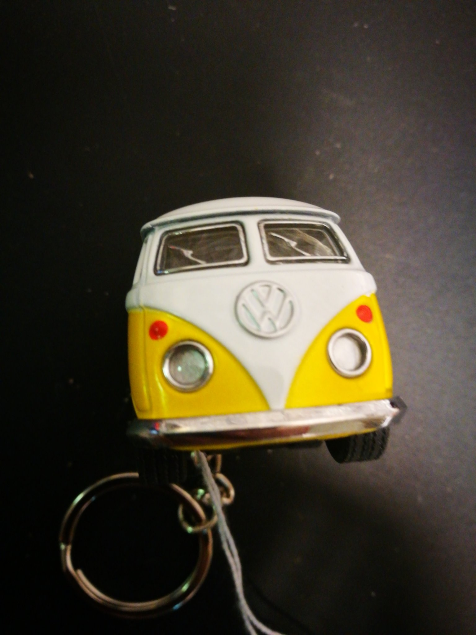 VW bus sleutelhanger