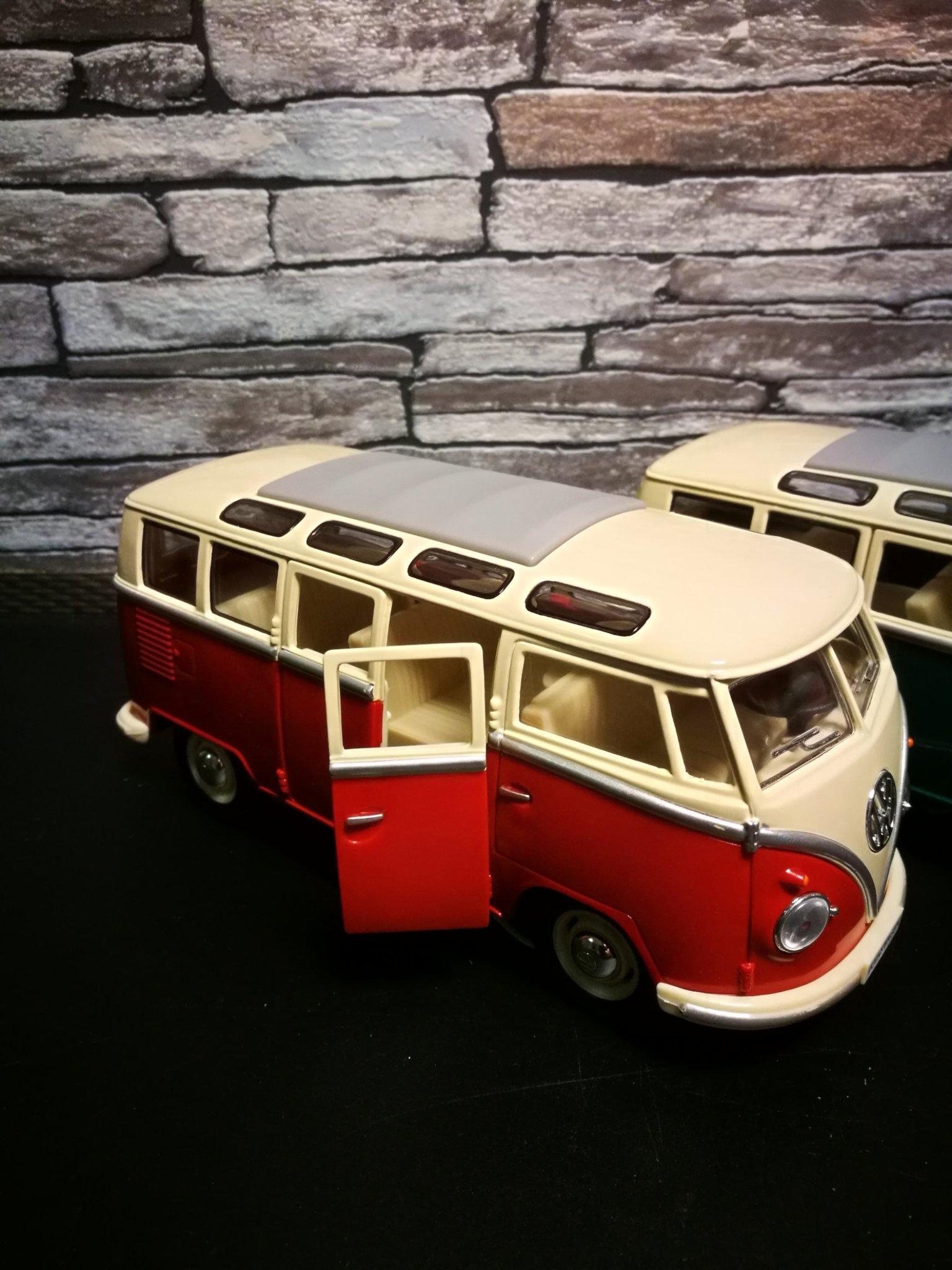 VW classic bus 1962