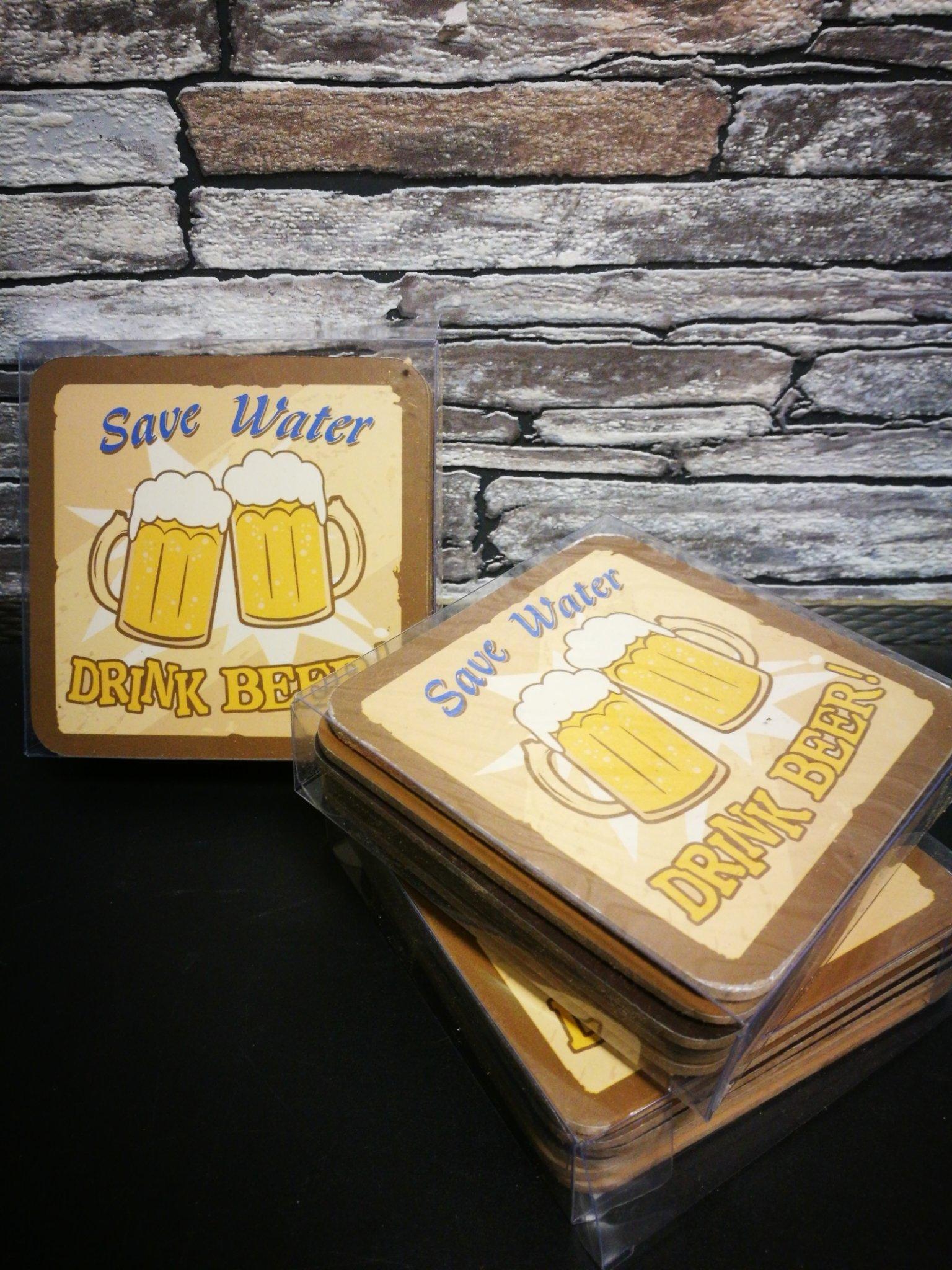 Onderzetters Beer 01122