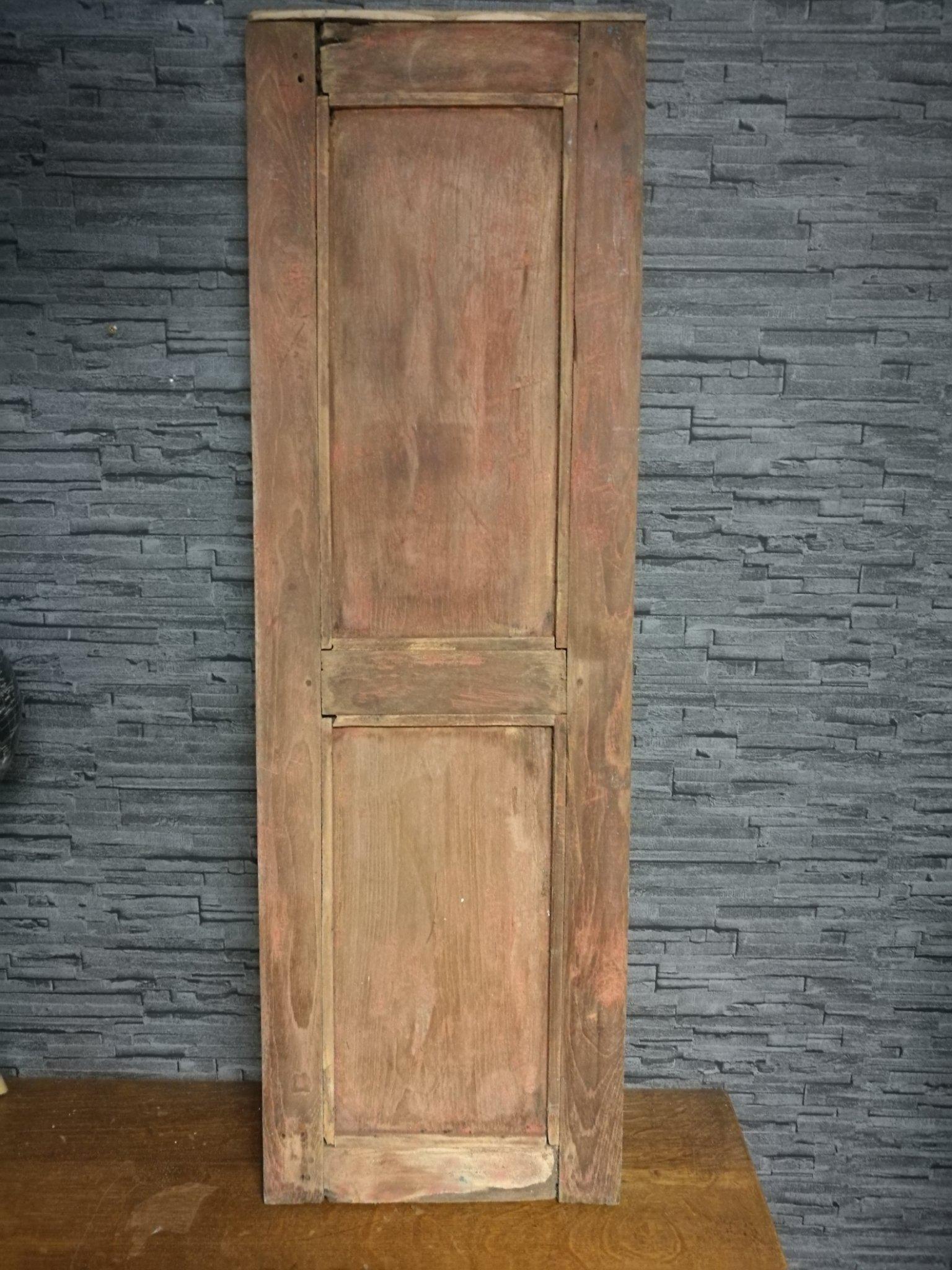 Oude houten deur #3 01166