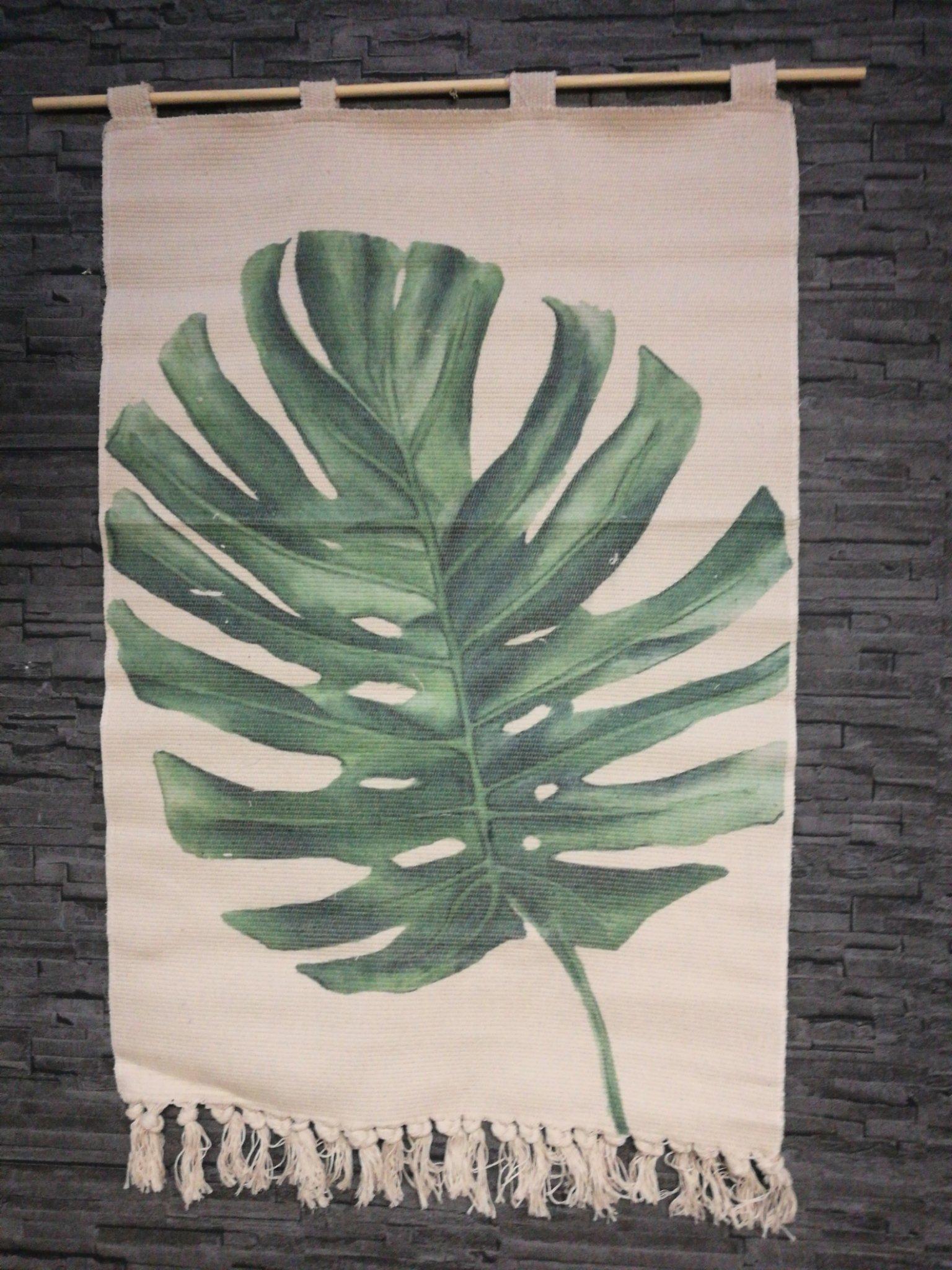 Wanddecoratie botanisch 60*90cm 01239