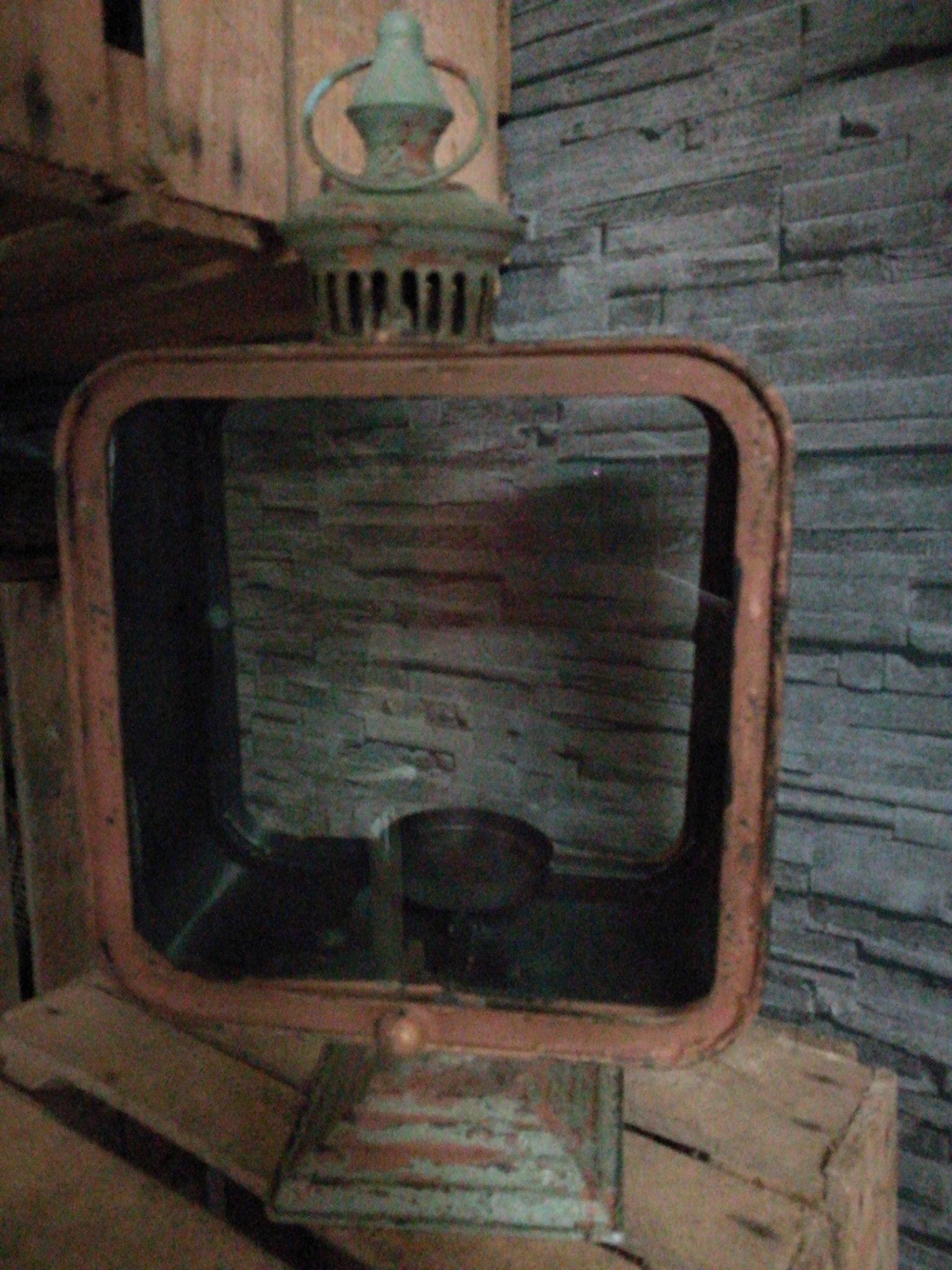 Lantaarn patina 01297
