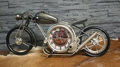 Tafelklok motor