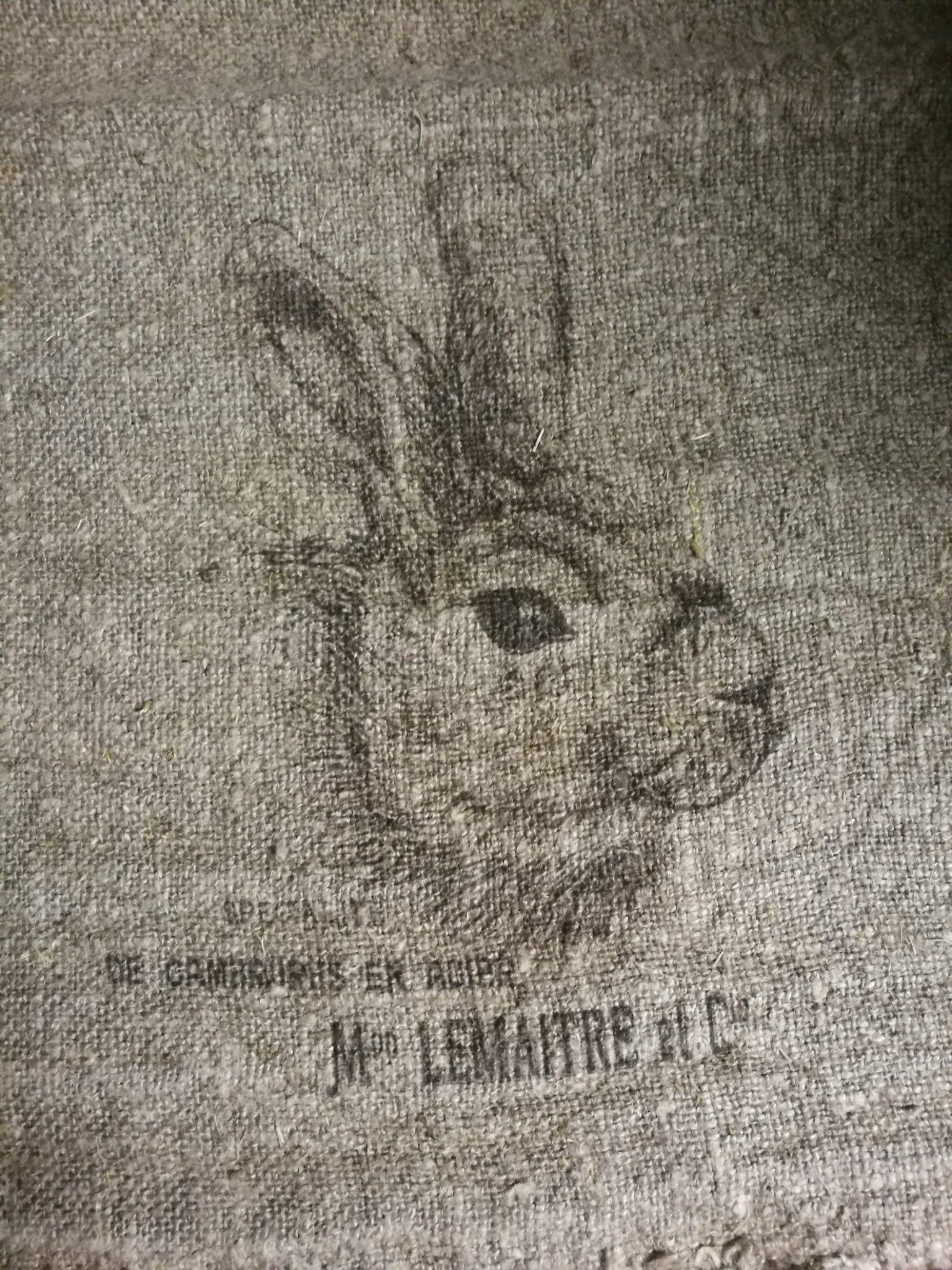 Shabby doek konijn 30x45 01419