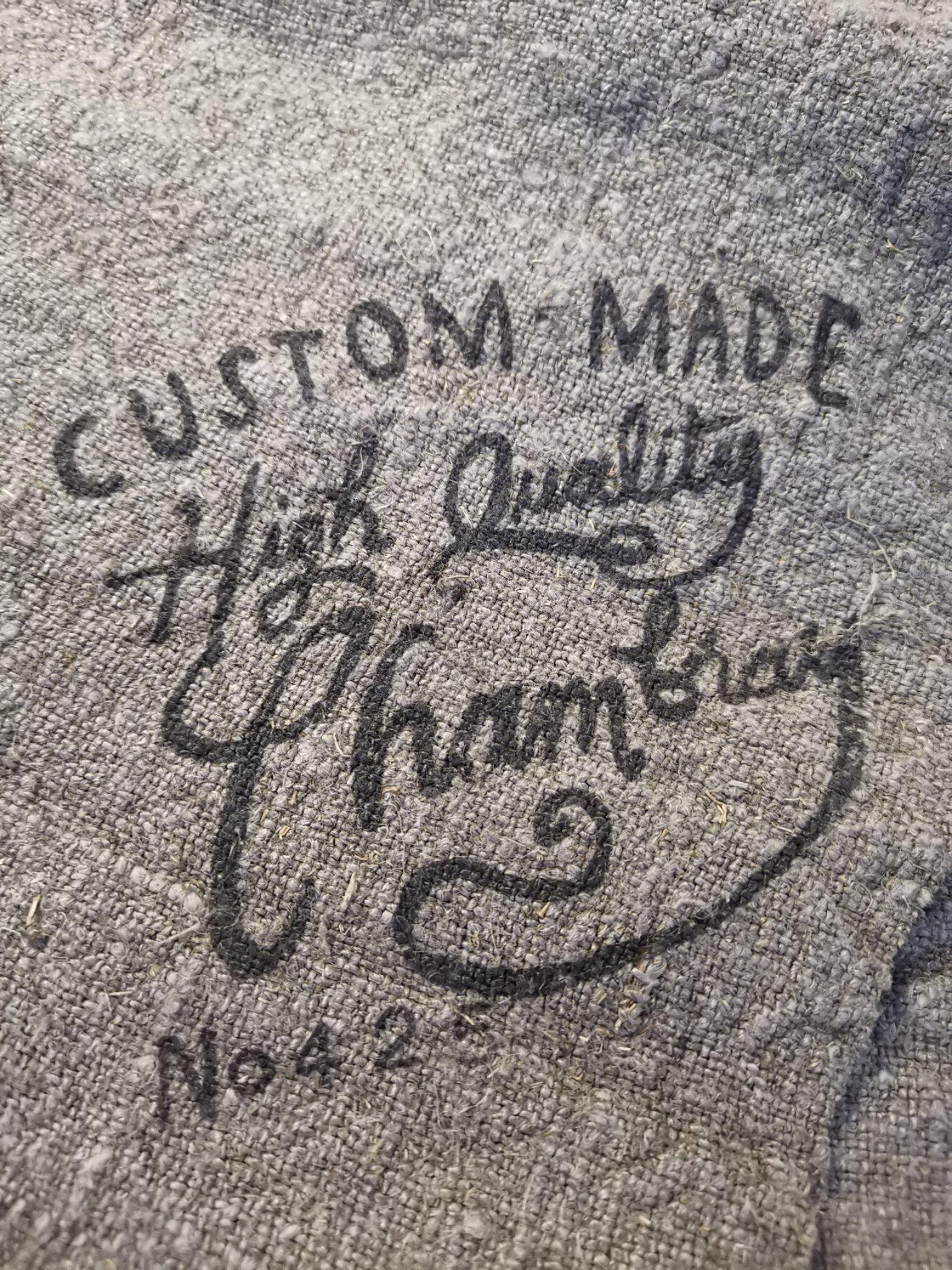 Shabby doek custom made 45x45 01675