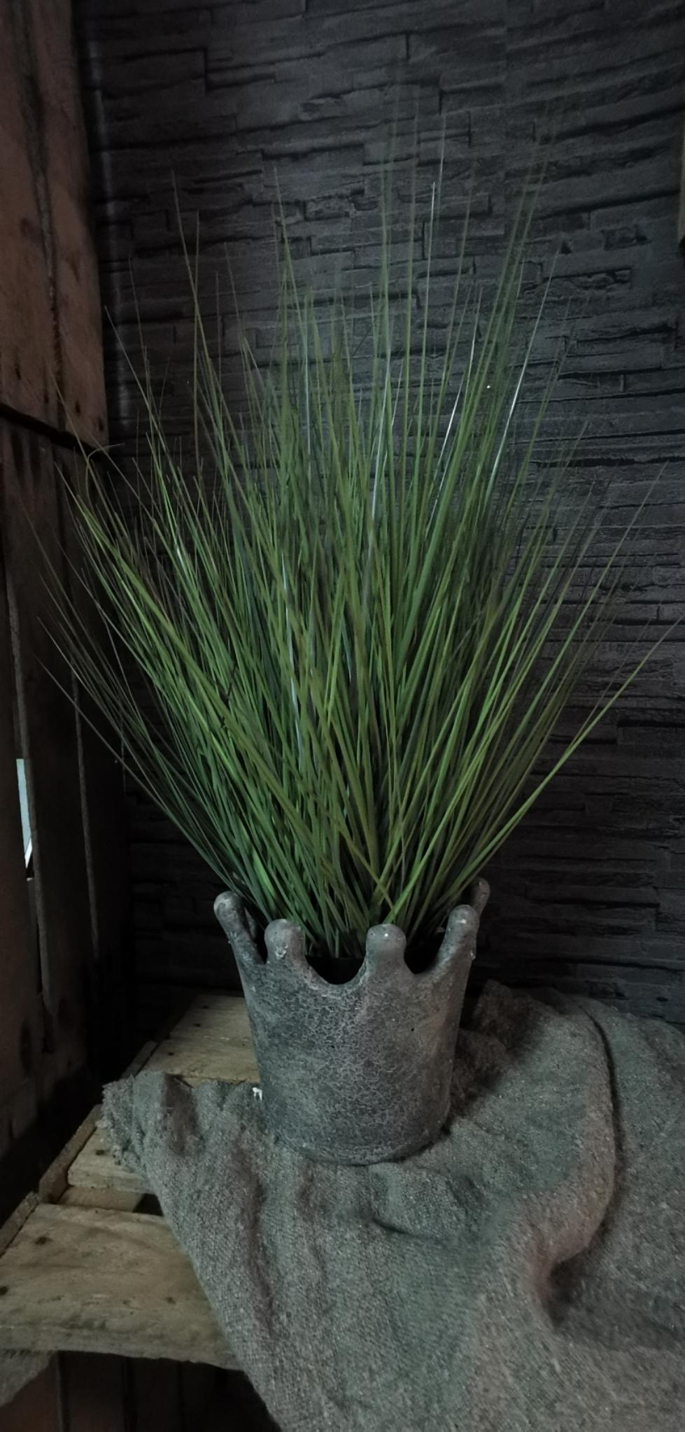 Kunstgras in pot 60cm 01698