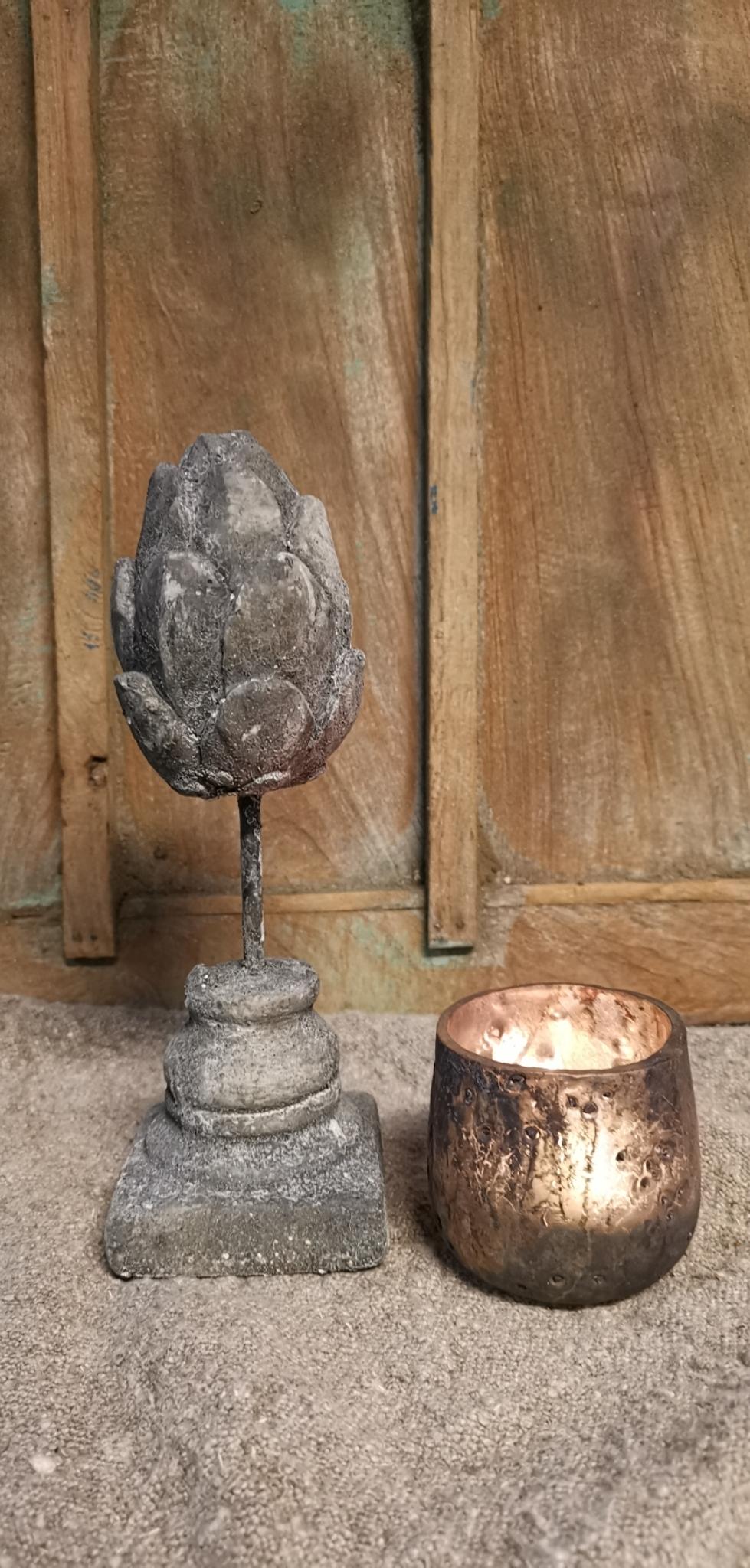 Ornament bloem 01734