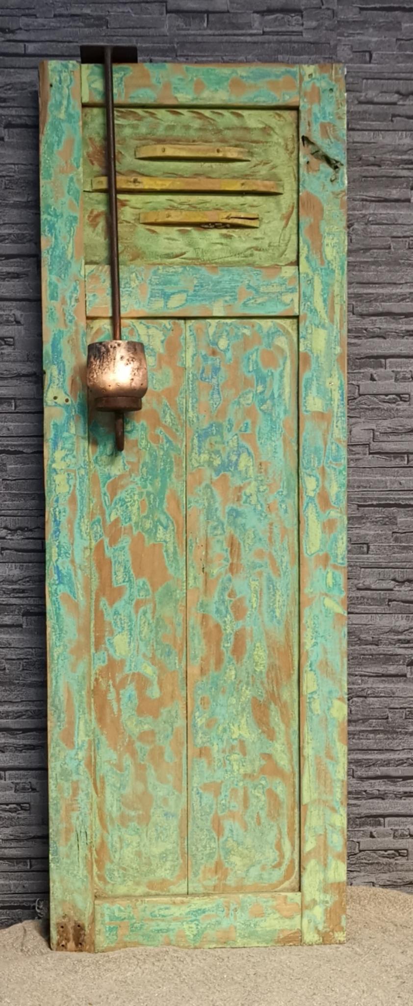 Oude houten deur #1 01745