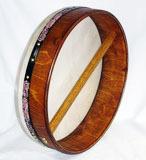 18-inch Solid Rim Bodhran (Non Tuneable)
