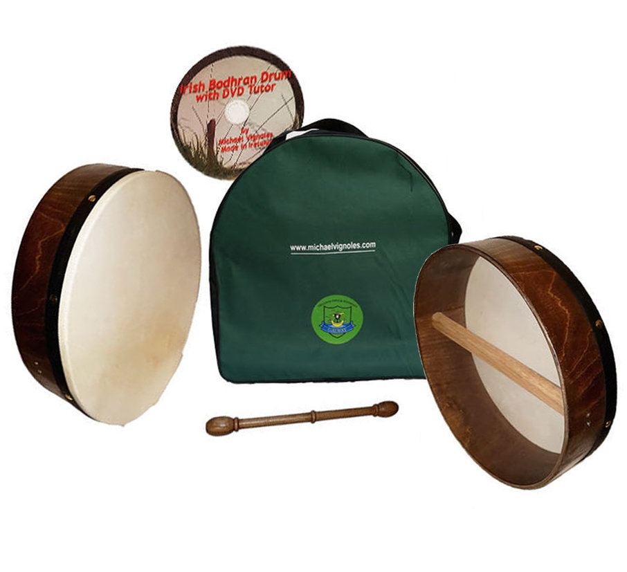 16-inch Beginner's Bodhran Set 00004