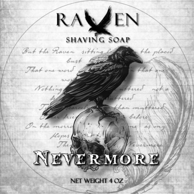Nevermore - Shaving Soap