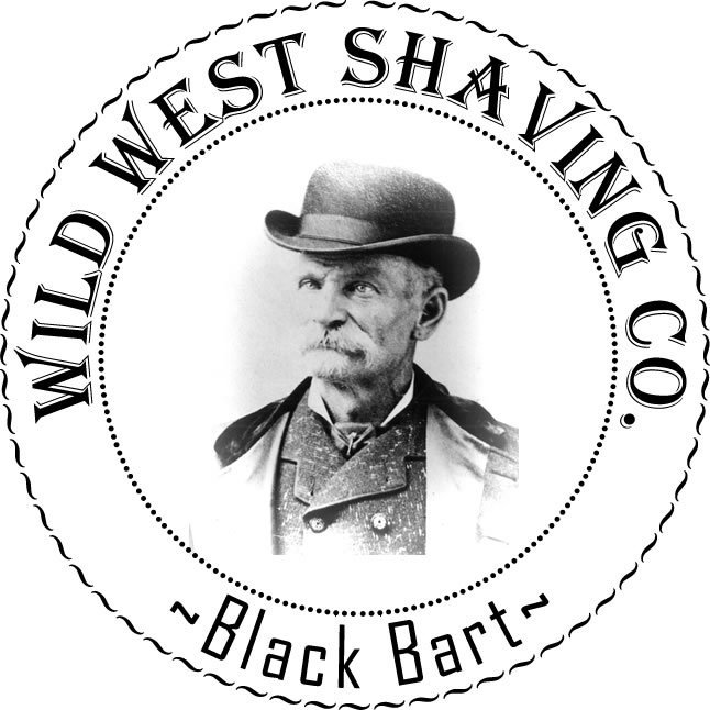 Black Bart Shaving Soap - Black Licorice & Cedarwood
