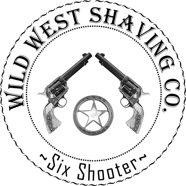 "Six Shooter Shaving Soap - ""If I Told Ya, I'd Have To Shoot Ya!"""