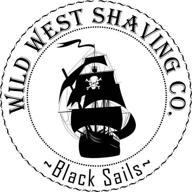Black Sails Shaving Soap - Smokey Mahogany, Clove, Tobacco, Teak, Spiced Rum, Bergamot