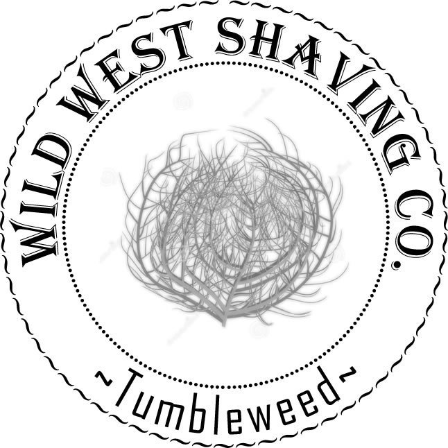 Tumbleweed Shaving Soap - Black Pepper, Bergamot, Cedarwood, Yuzu, Clove, Gardenia, Leather