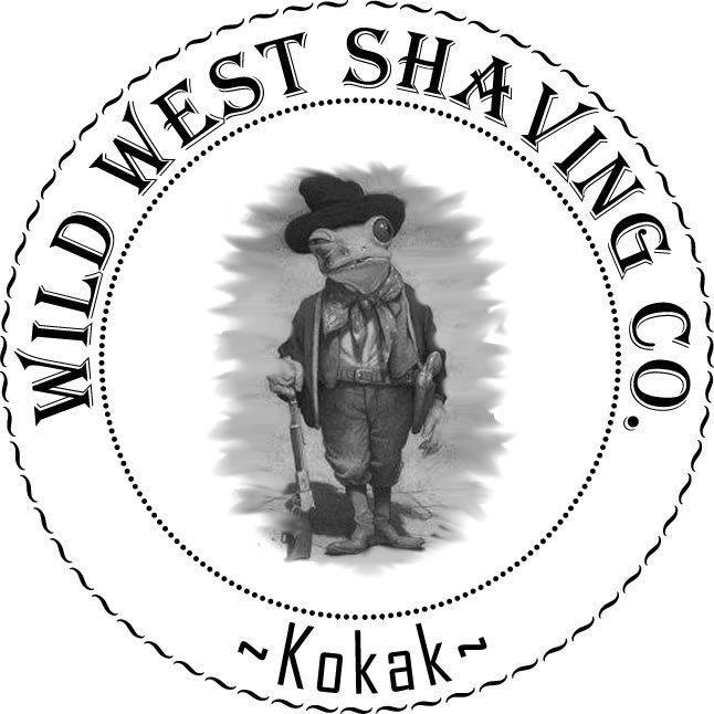 Kokak Shaving Soap - Yuzu, Lavender, Pipe Tobacco, Vetiver, Black Tea