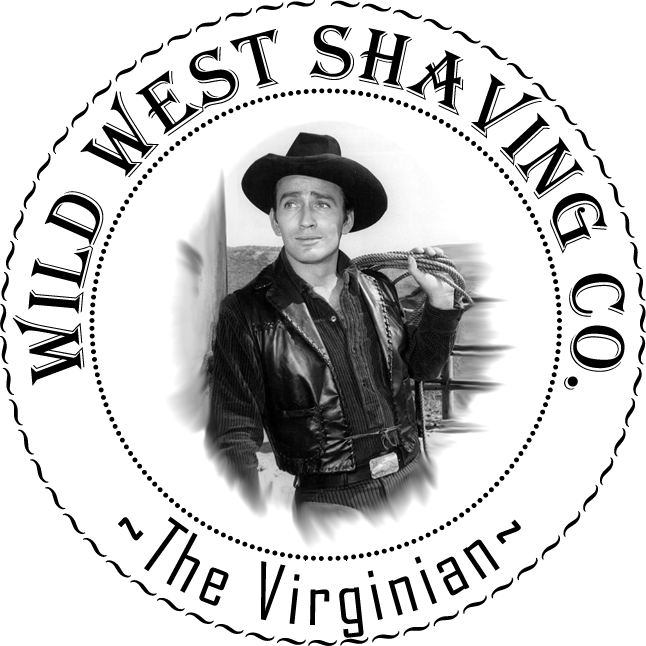 The Virginian Shaving Soap - Black Currant, Vanilla Bean, Amber, Vetiver, Nutmeg.
