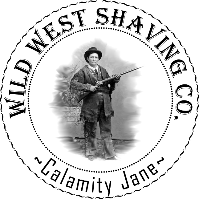 "Calamity Jane Shaving Soap - ""Gambling & Conglomeration"""