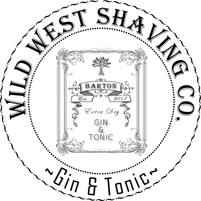 Gin & Tonic Shaving Soap - Juniper Berry, Coriander, Grapefruit, Black Pepper, Bergamot, Amber.