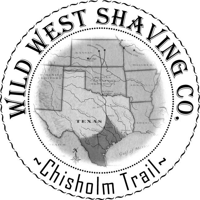 Chisholm Trail Shaving Soap - Wood, Smokey Campfire, Saddle Leather.