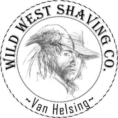 Van Helsing Shaving Soap - Patchouli, Leather, Black Currant, Wood, Smoke.