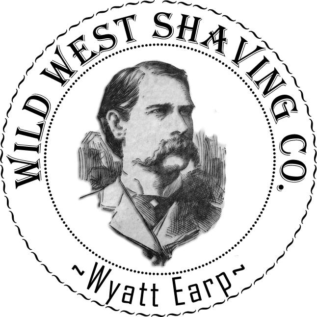 Wyatt Earp Shaving Soap - Caramel, Coffee, Patchouli, Vanilla, Honey, Milk, Tonka, Lavender, Mint, Amber, Coriander, Cedar, Musk, Jasmine.