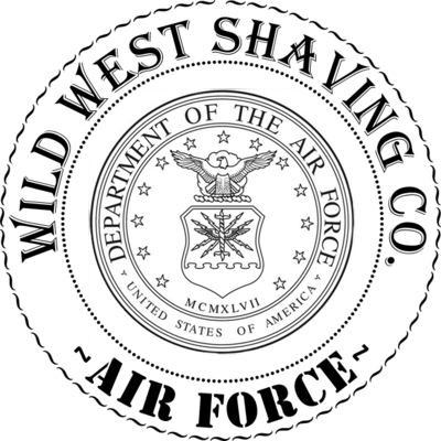*AIR FORCE* Shaving Soap - Leather, Basil, Sage, Cuban Tobacco.