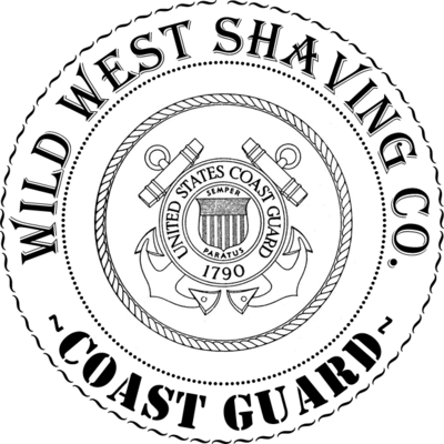*COAST GUARD* Shaving Soap - Cannabis, Patchouli, Opium, Frankincense