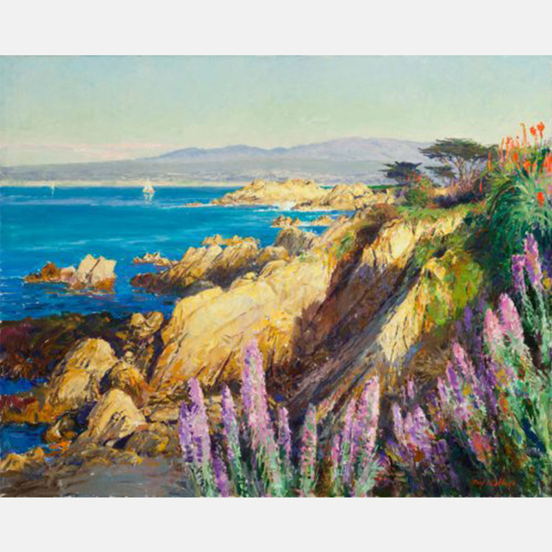 Monterey from Afar 00034