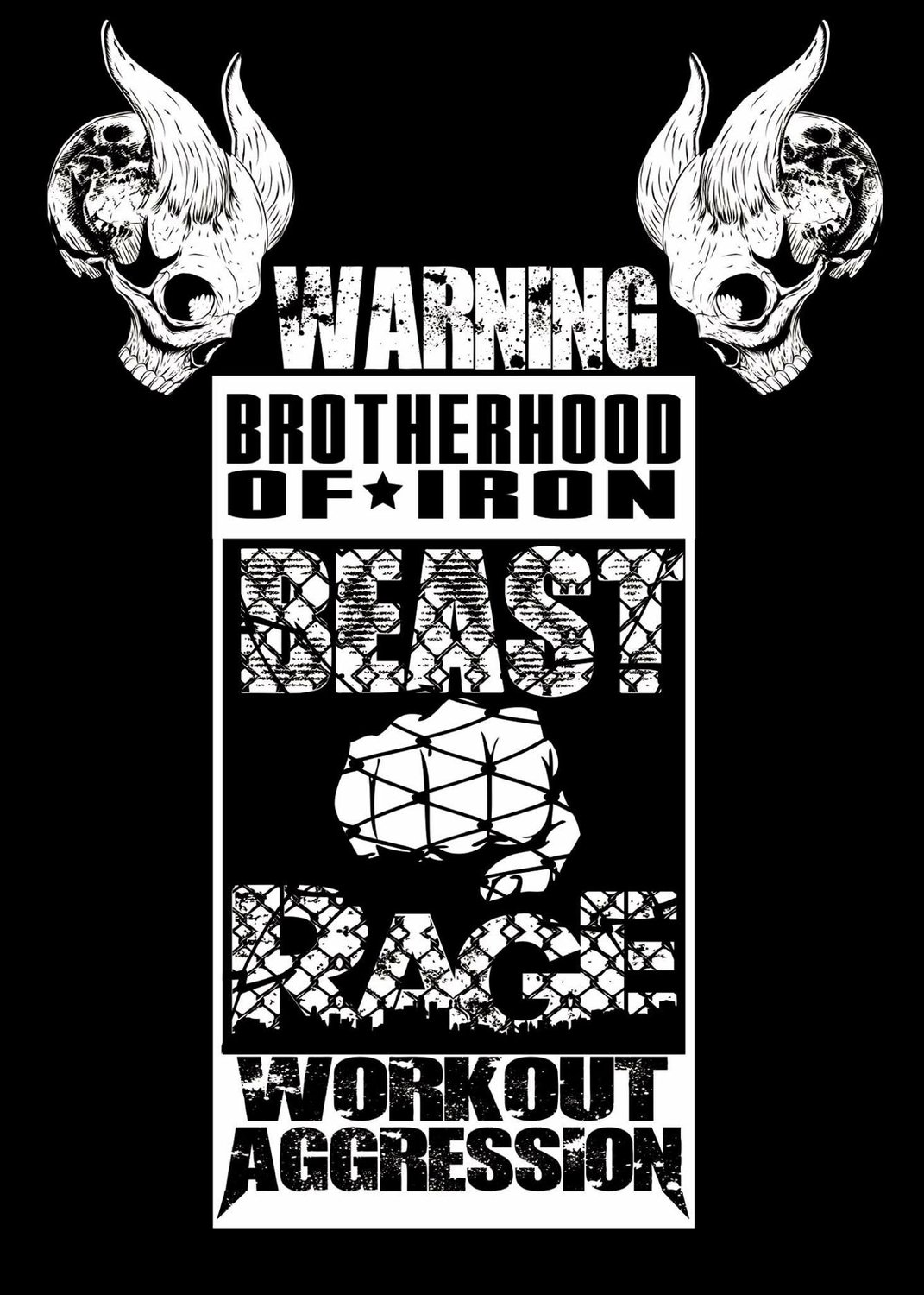 Brotherhood Of Iron T-Shirt