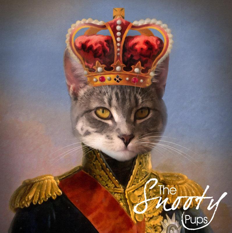 King 2 Custom Cat Portrait 00070