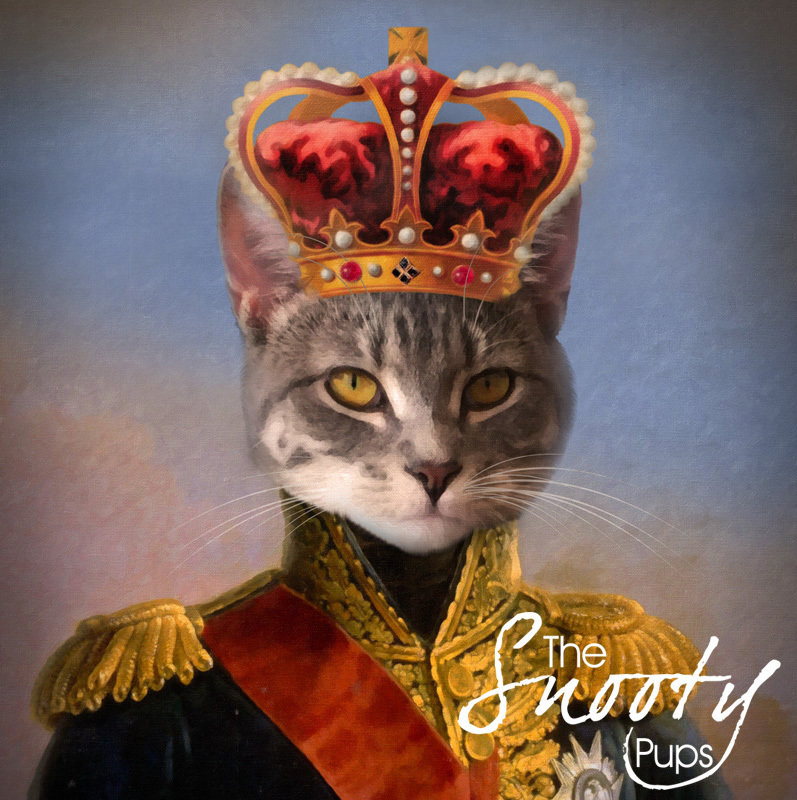 Custom Cat Portrait - King II