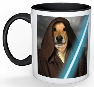 Custom Pet Portrait Mugs 00122
