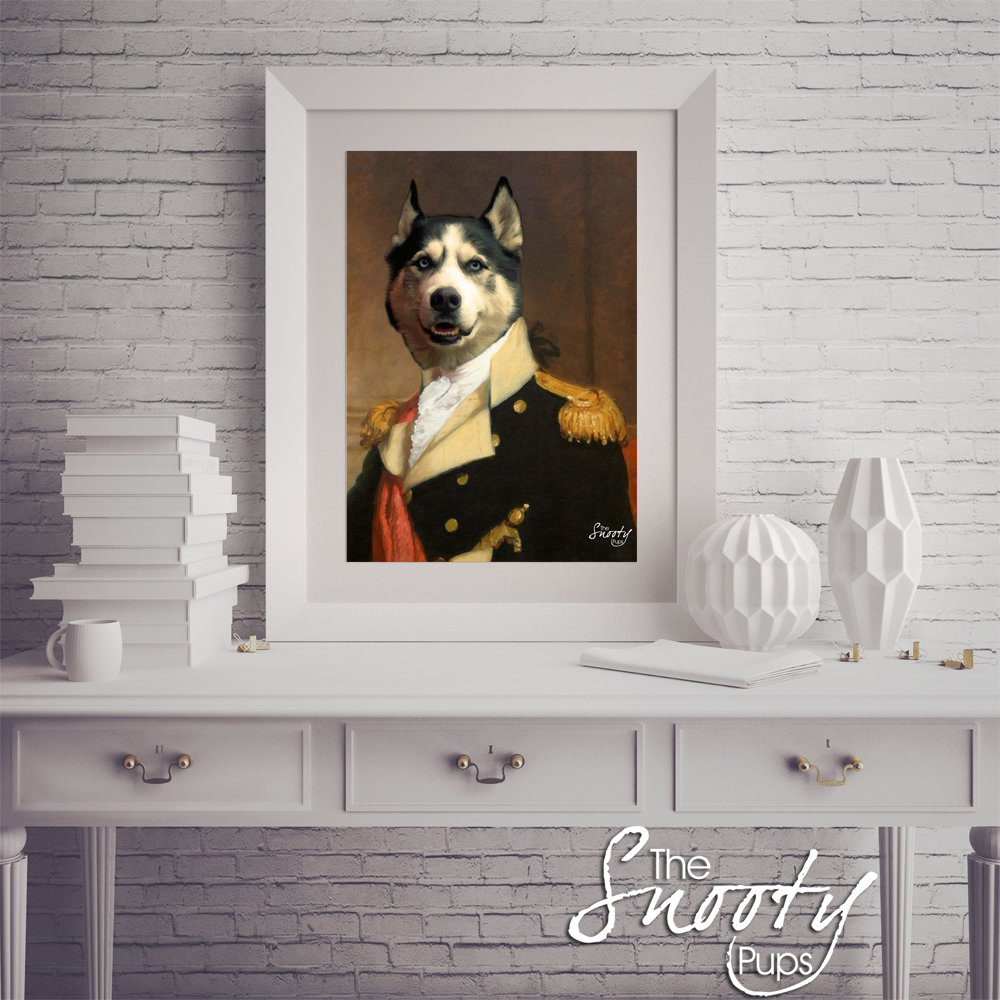 General Dog Portrait