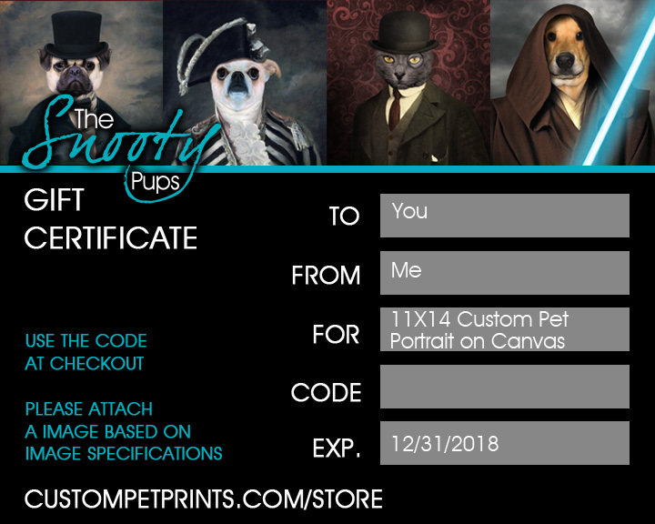 Gift Certificate 00162