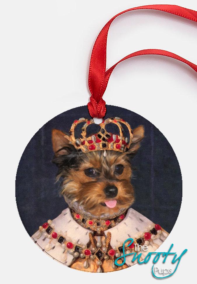 Custom Christmas Tree Ornament 00163