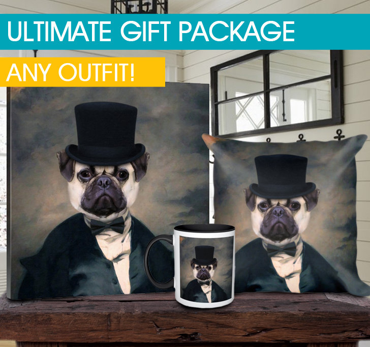 Gift Package. You pick the outfit.