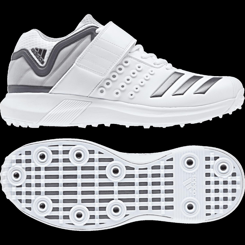 sale retailer 14435 9ab96 adidas adipower Vector Mid Cricket Shoes