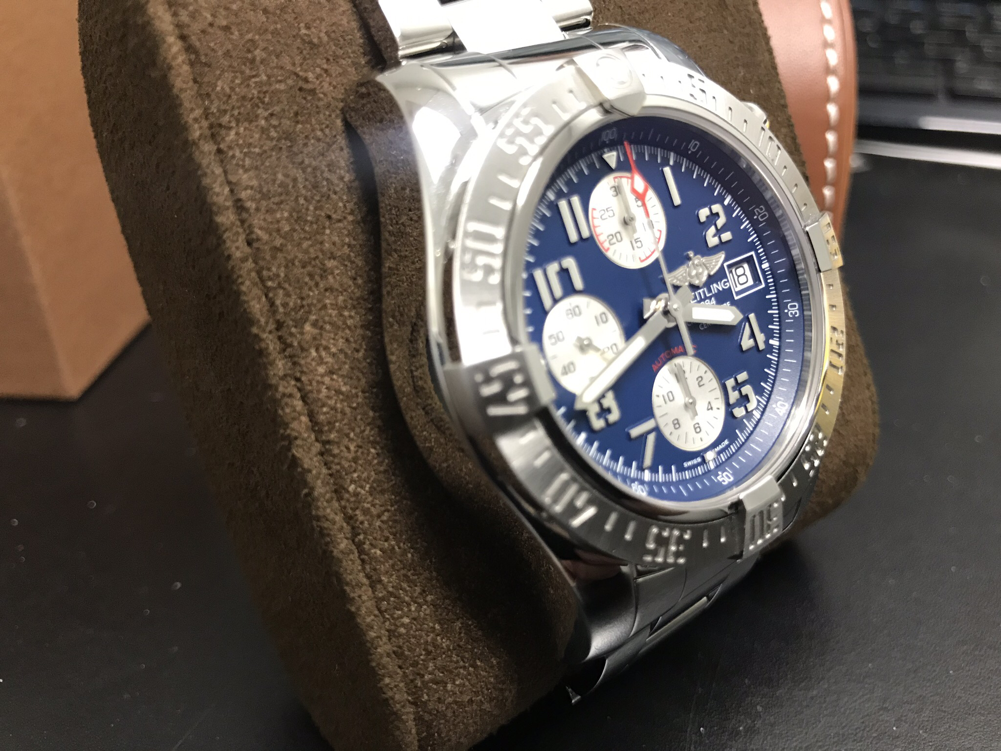 Breitling Avenger II Automatic Chronograph A13381