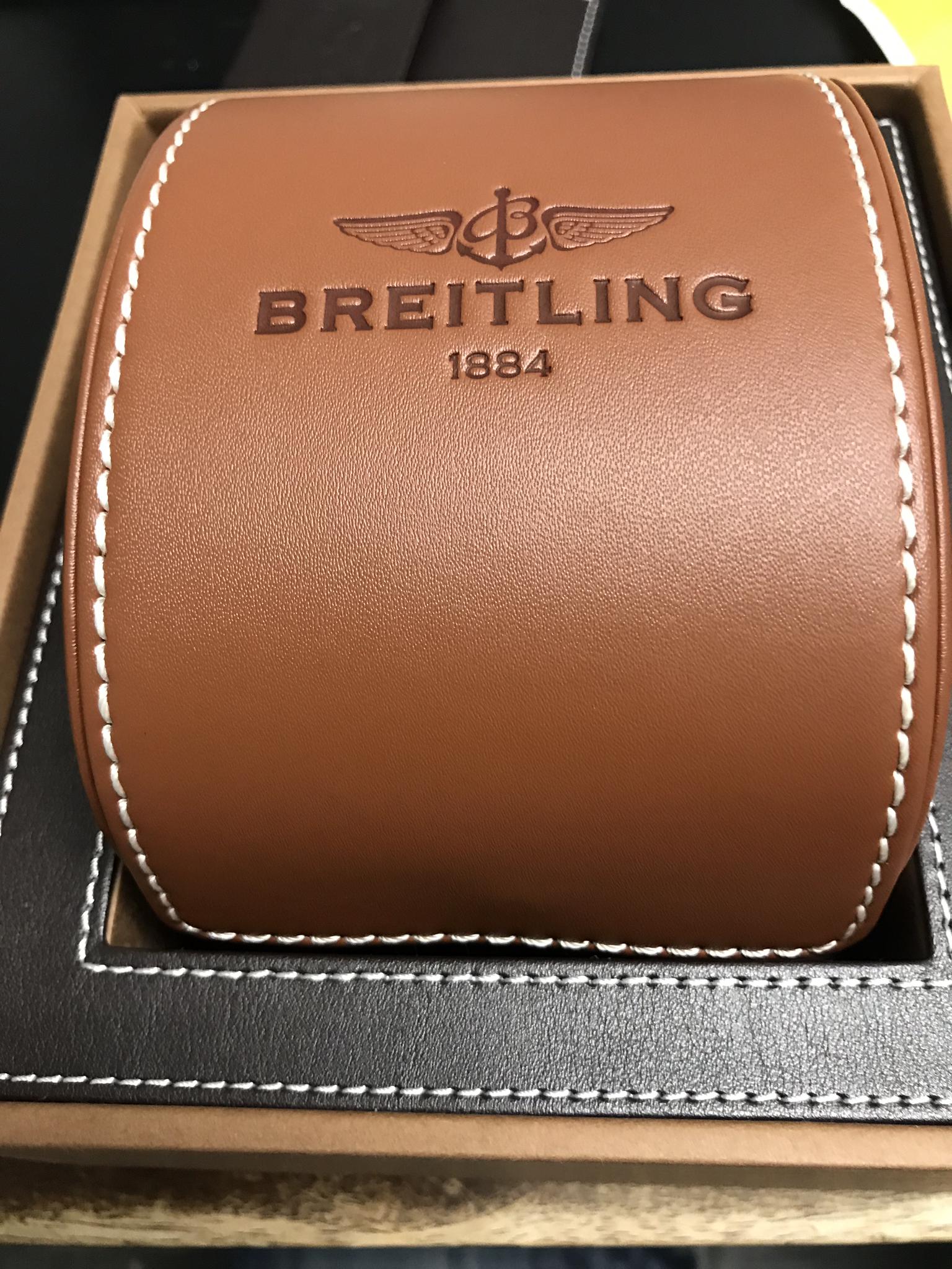 Breitling Avenger II Automatic Chronograph