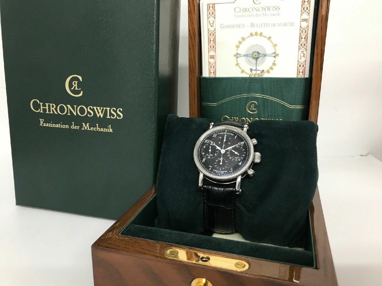 Chronoswiss Opus Chronograph CS741