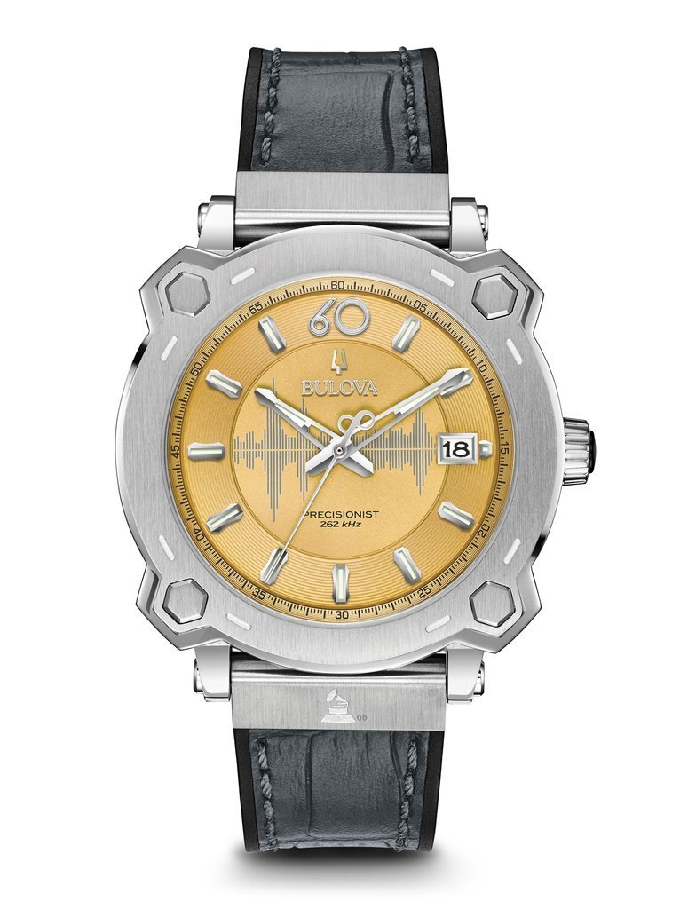 Bulova 60th Anniv Grammy Watch 96B291