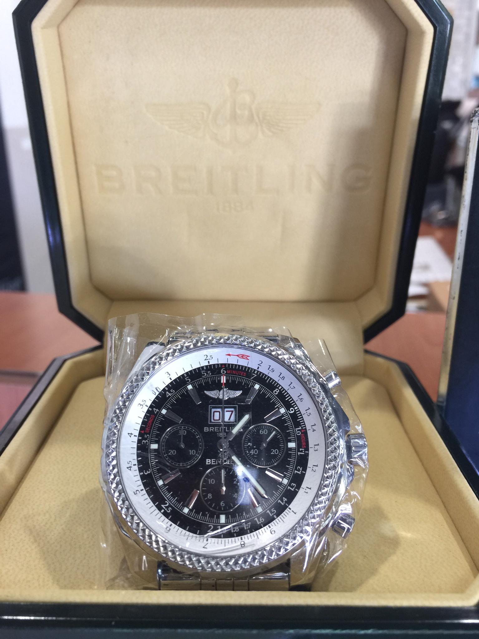Breitling Bentley