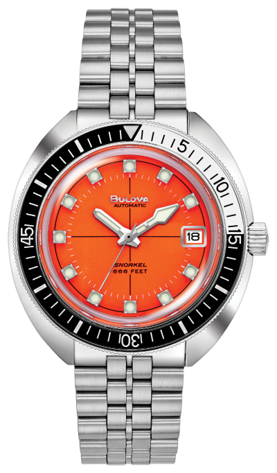 Bulova Oceanographer Limited Edition Automatic 98C131