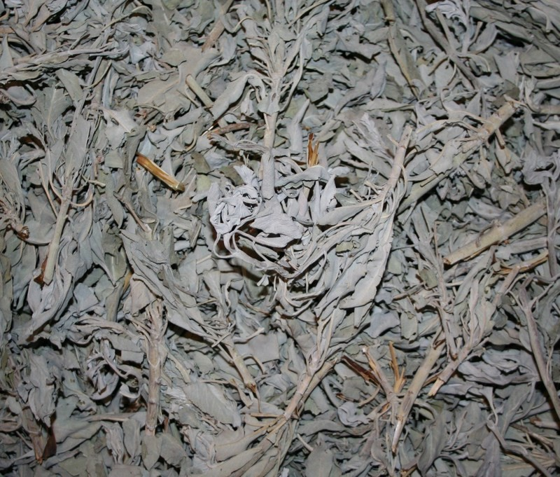 Bulk Native California White Sage & Smudge Herbs