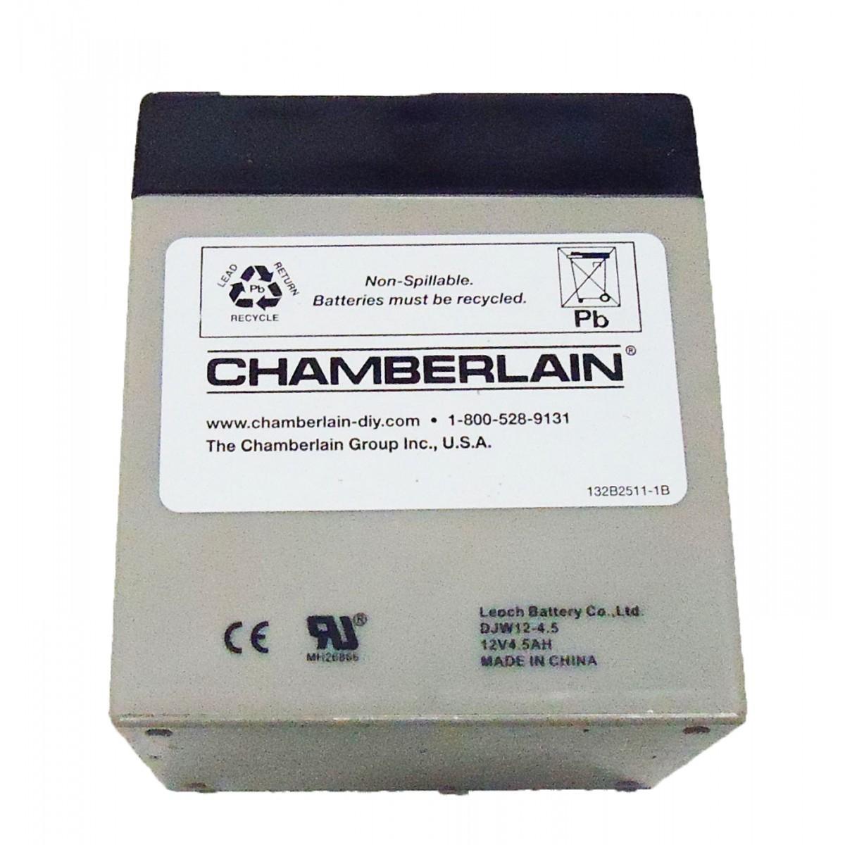 041A6357-1 Battery Backup, 12v Battery