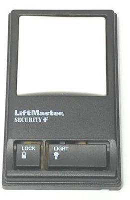 41C0494-2, 041C0494-2 LiftMaster® Wall Control Panel